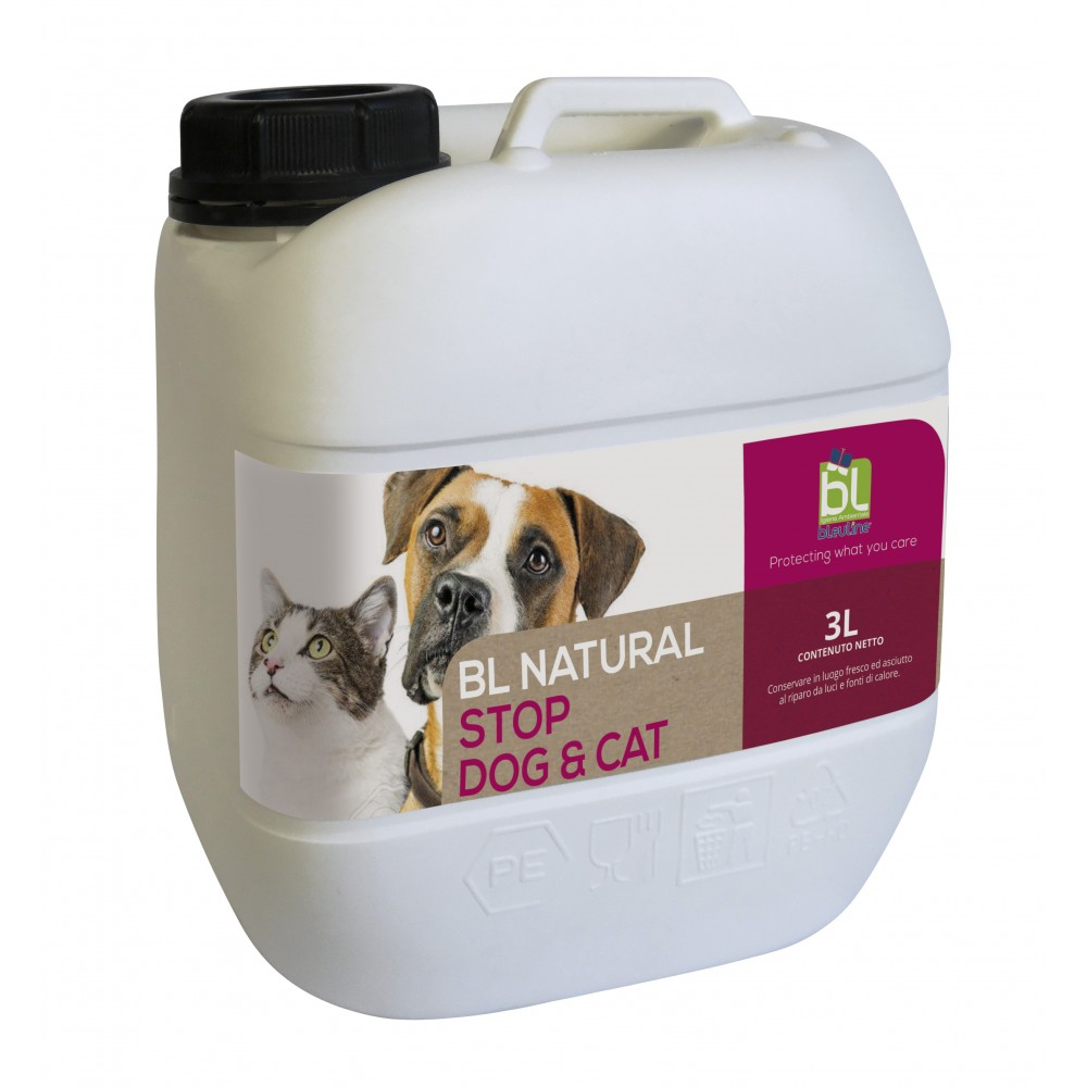 BL NATURAL STOP DOG&CAT